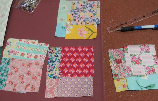 Pomegranate And Chintz Life Friends And Quilting Page 10